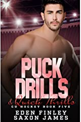 Puck Drills & Quick Thrills (CU Hockey Book 5) (English Edition) Format Kindle