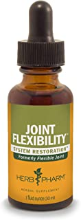 Herb Pharm Joint Flexibility Liquid Herbal Formula for Musculoskeletal System Support - 1 Ounce