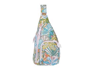 Vera Bradley Mini Sling Backpack