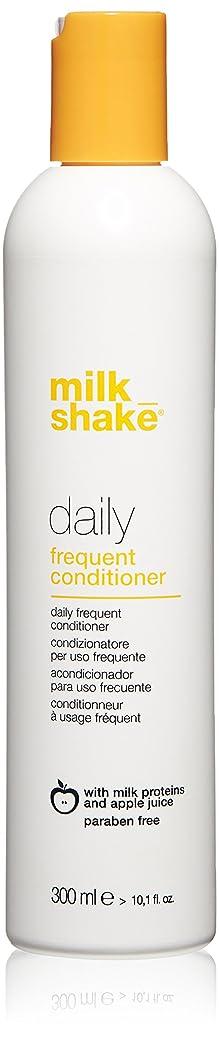 無視できるエンコミウムペースmilk_shake 毎日頻繁コンディショナー、 10.1 fl。オンス