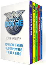 Theodore Boone Series Collection 5 Books Box Set ((Theodore Boone, The Abduction, The Accused, The Activist, The Fugitive) Paperback by John Grisham