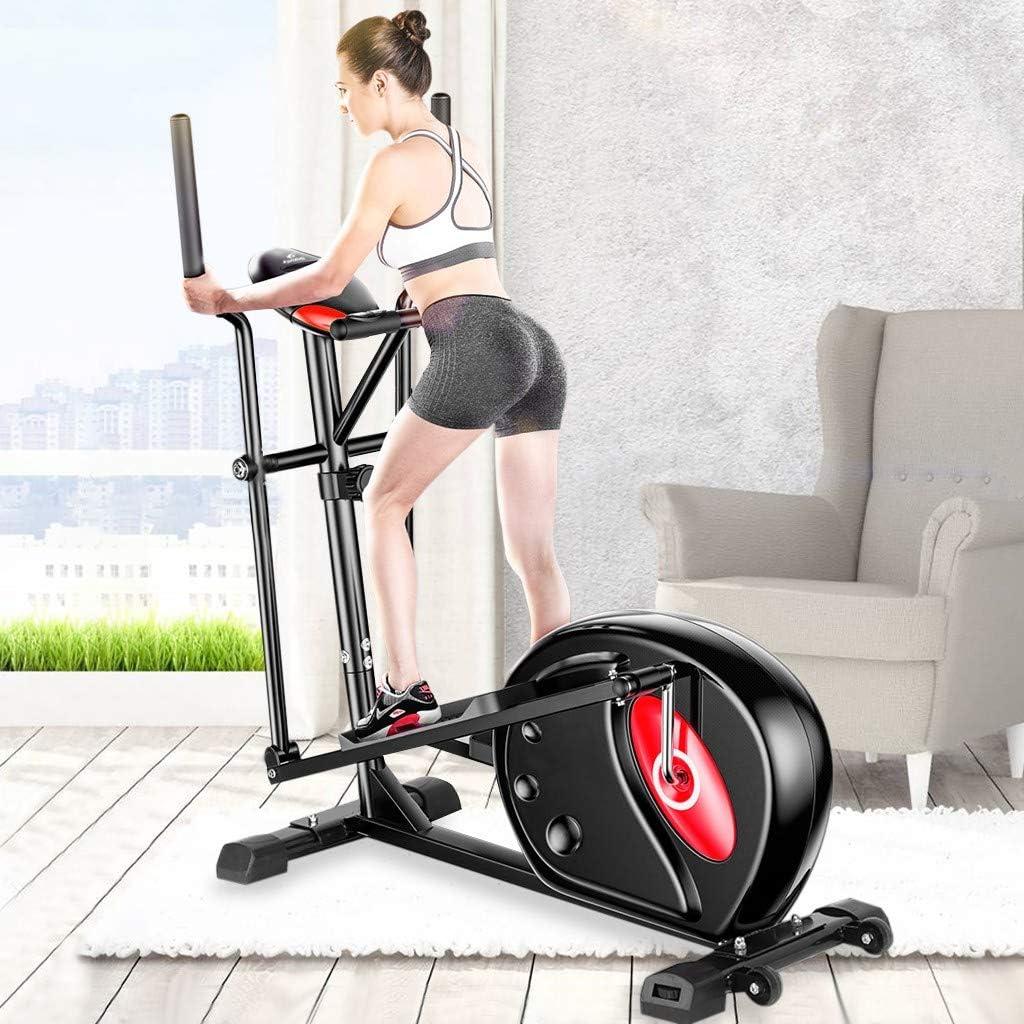Kusou Magnetic Excellence Elliptical Machine Fitness Trainin Cardio Workout 5 ☆ popular