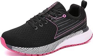 UBFEN Zapatillas para Running Hombre Mujer Deportivas Deportivo Zapatos para Correr Casual Walking