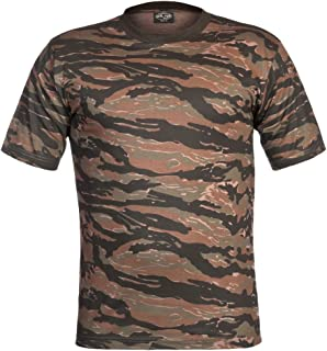Mil-Tec T-shirt Tiger Stripe size L
