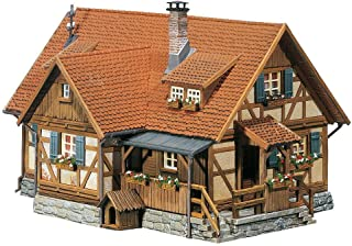 Faller 232340 Rural Half Timbered House N Scale Building Kit