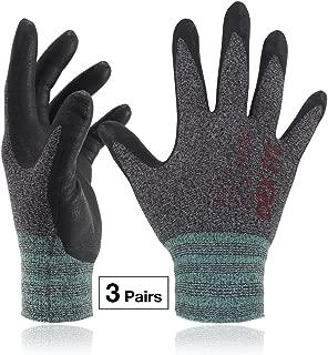 Best bodyguard safety gear gloves pu touch Reviews