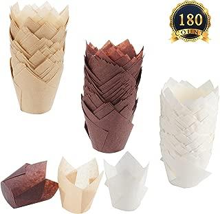 Best tulip cupcake liners wholesale Reviews