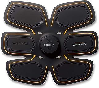 MTG(エムティージー) SIXPAD Abs Fit(シックスパッド アブズフィット) SP-AF2009F ブラック