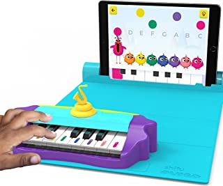 Shifu Plugo Tunes - Piano Learning Kit Musical STEAM Toy for Ages 5-10 - Educational Music Instruments Gift for Boys & Gir...