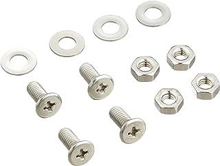 ダイドーハント(DAIDOHANT) 超低頭 小ねじ セット (ナット ・ ワッシャー 付) 吊パック ステンレス (呼び径d)4mm x (長さL)10mm (入数:4本) 10185982