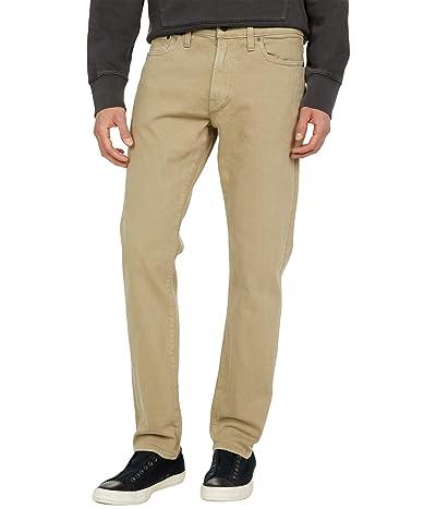 Madewell Slim in Garment Dye-New Fabric in Surplus Khaki Men