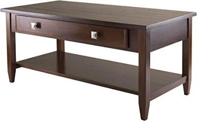 Winsome Richmond Occasional Table, Antique Walnut