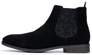 Best mens grey suede chelsea boots Reviews