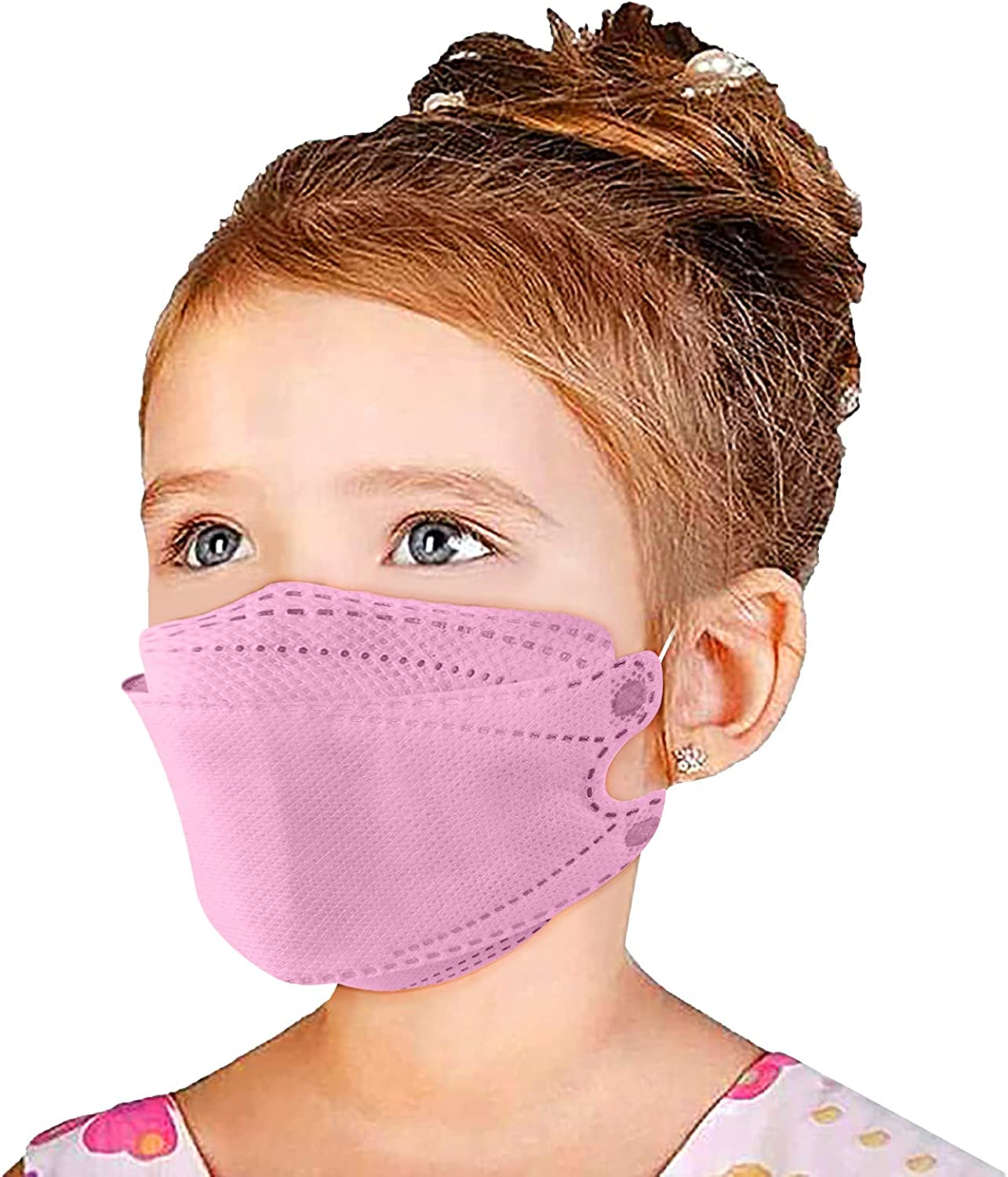 10PC Disposable Face Mask for - 2021 4-Ply Tulsa Mall Breathable Comforta Kids