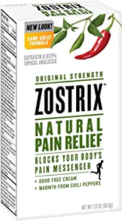 Zostrix Pain Relief Cream 2 Ounce