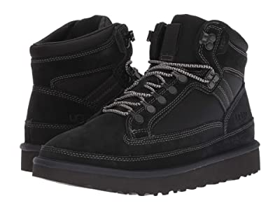 UGG Highland Hiker (Black) Men