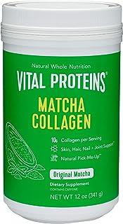 VITAL PROTEINS Matcha Collagen, 12 OZ