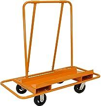 Monster Racking Platenwagen - 1000kg Laadcapaciteit - Stevig stalen frame - platenkar