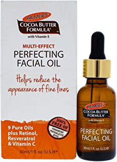Palmer's Cocoa Butter Formula with Vitamin E, Ultra Gentle Perfecting Facial Oil, 1 Ounce