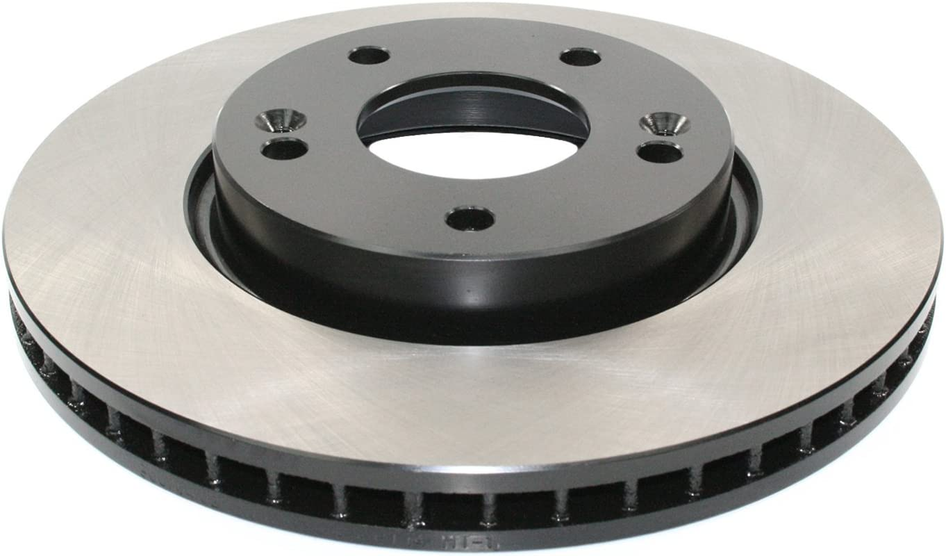 DuraGo BR900764-02 Phoenix Ranking TOP17 Mall Front Vented Rotor Brake Disc