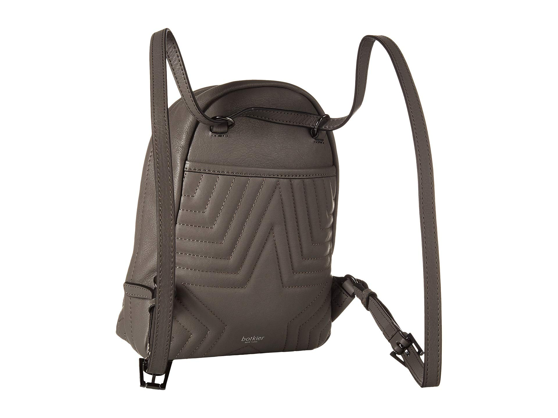 Botkier Moto Botkier Pewter Botkier Moto Backpack Pewter Backpack Pewter Moto Backpack Botkier Moto qBpp5