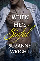 When He's Sinful (The Olympus Pride Book 3) Kindle Edition