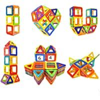 Soyee 64 Piece Magnetic Blocks Educational Toys