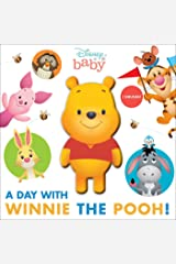 Disney Baby: A Day with Winnie the Pooh! (Squeeze & Squeak) Board book
