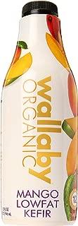 Wallaby Organic Mango Lowfat Kefir, 32 oz
