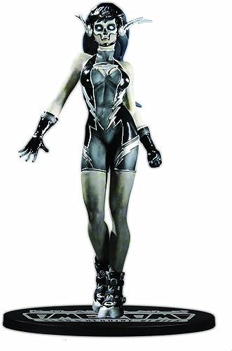 DC Direct DC Comics Ame-Comi PVC Statue schwarz Flash 23 cm