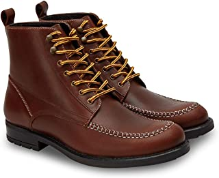 Joe Browns Mens Easy Life Leather Boots