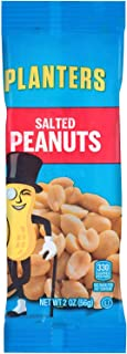 Sponsored Ad - Planters Salted Peanuts Single Serve Packet (2 oz Packets, Pack of 144)
