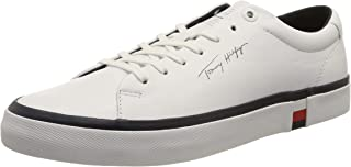 Tommy Hilfiger Herren Corporate Modern Vulc Leather Sneaker