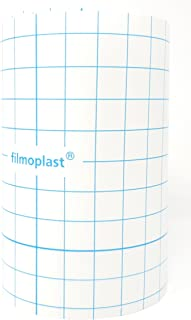 Filmoplast Gunold 20cm x 25 Meter Rolle Selbstklebend Stickvlies Vlies Weiß