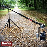Hague K10-UPH Crane Camera Jib With Underslung Remote Controlled Powerhead