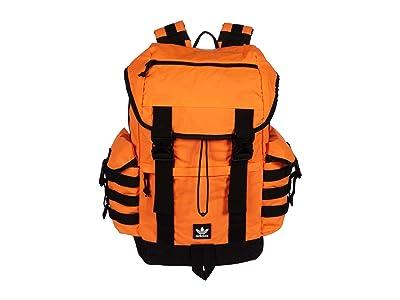 adidas Originals Adidas Originals Urban Utility III Backpack (Signal Orange) Backpack Bags