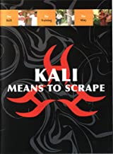 Kali Means to Scrape