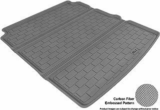 3D MAXpider M1VW0381301 Cargo Custom Fit All-Weather Floor Mat for Select Volkswagen Passat Models - Kagu Rubber (Gray)