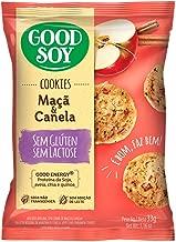 Cookies de Maçã com Canela sem Glúten, sem Lactose