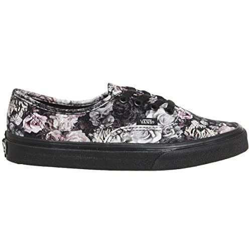 5ec1d5281d3d Vans Authentic Velvet Womens Trainers