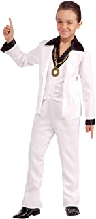 Forum Novelties 70's Disco Fever Child Costume,One Color Medium