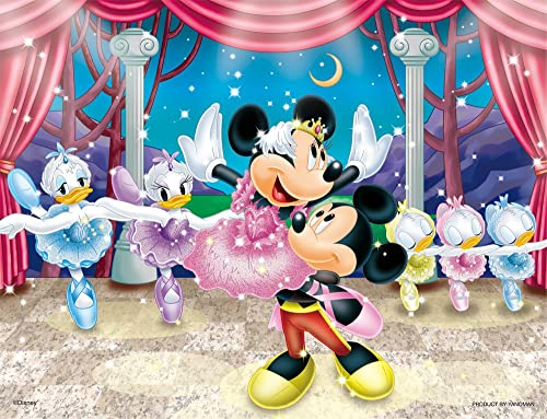 Ballerina 41-88 and brilliant Disney jigsaw puzzle bubble wrap 500 pieces (japan import)