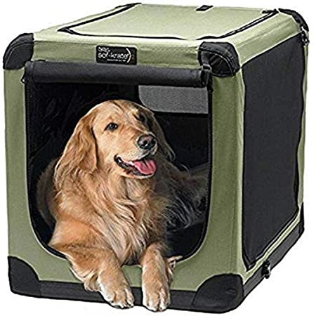 Noz2Noz Soft-Krater Indoor and Outdoor Crate for Pets