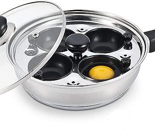 Best small egg poacher pan Reviews