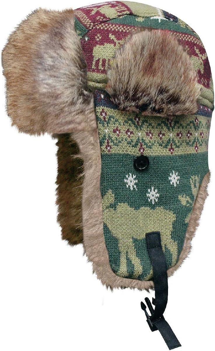 Dakota Dan Animal Knit Beanie