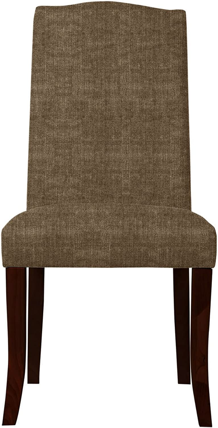 Claudie Side Chair with Sager Fabric   467, Set of 2