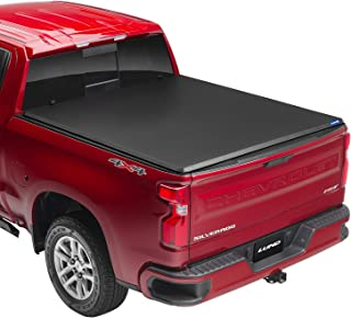 Lund 969452 Hard Fold Truck Bed Tonneau Cover for 2005-2018 Nissan Frontier; 2010-2012 Suzuki Equator | Fits 5' Bed