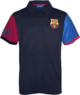 FC Barcelona - Polo oficial para hombre - Azul