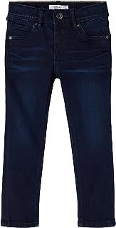 NAME IT jongens Jeans NMMSILAS DNMTINDYSS PANT CAMP