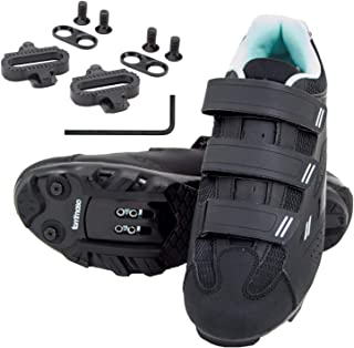 Terra 100 - Holiday Special Pricing - Women's Mountain Biking, Spin, Indoor Cycling, Road Cycling SPD Compatible Shoe